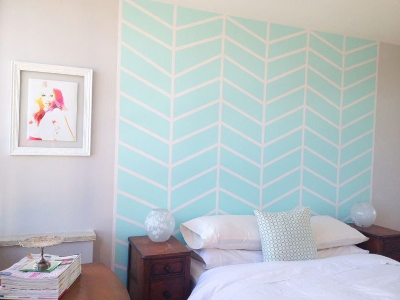 Bedroom Chevron