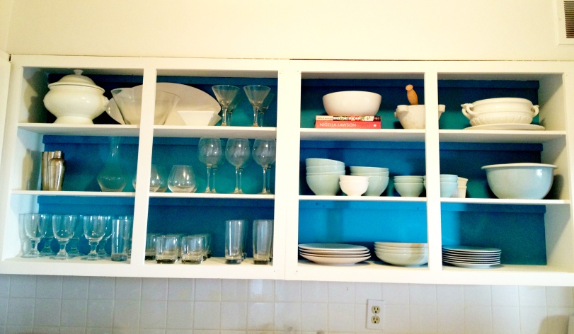 Love the (kitchen) you're with: making the most of apartment kitchen cabinets