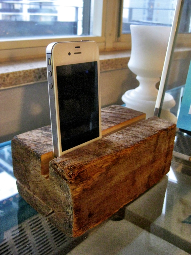 iPhone Holder complete
