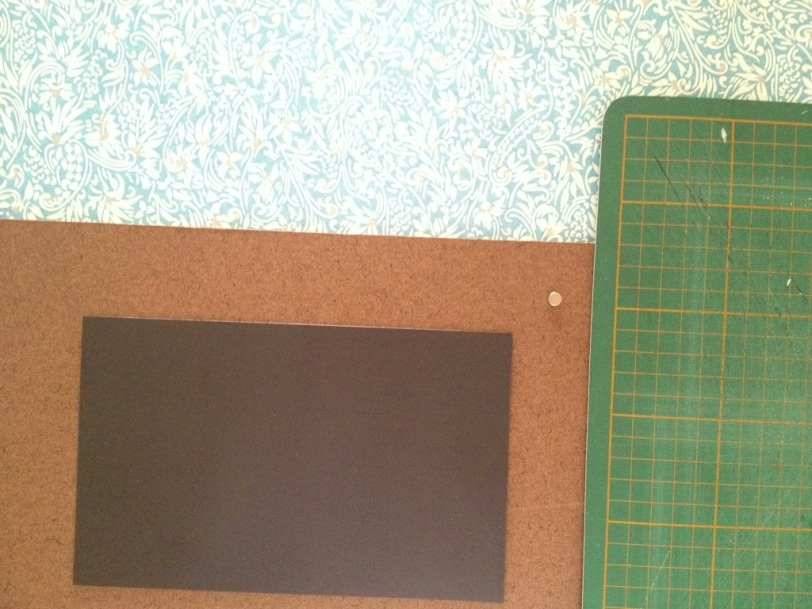 Magnetic Memo Board materials