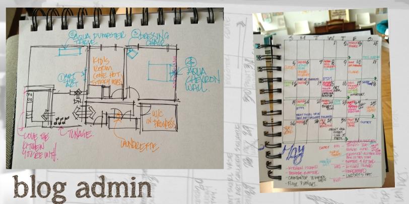 Sketchbook Tour - Admin