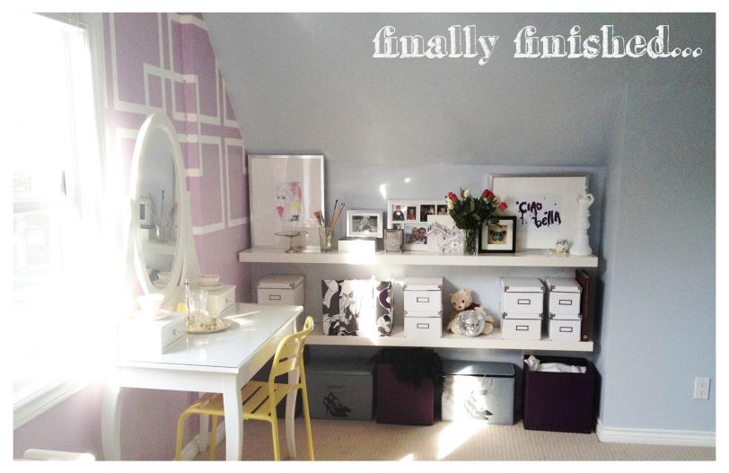 Stylish Teenage Girl Bedroom