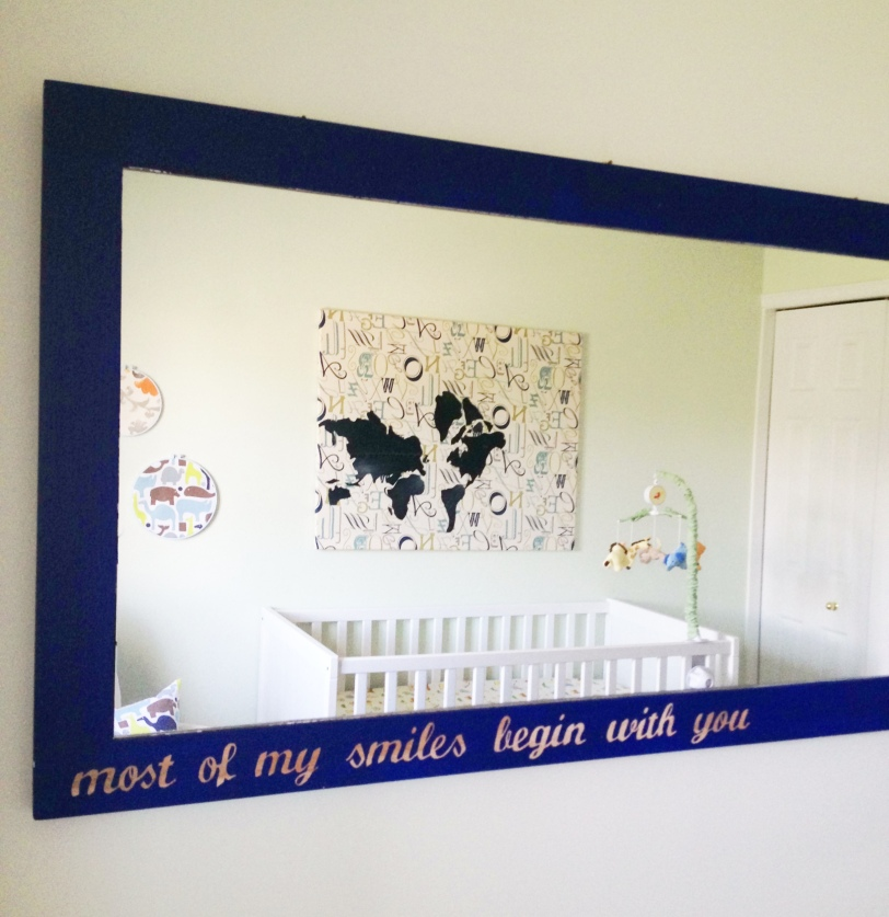 More DIY Nursery Decor