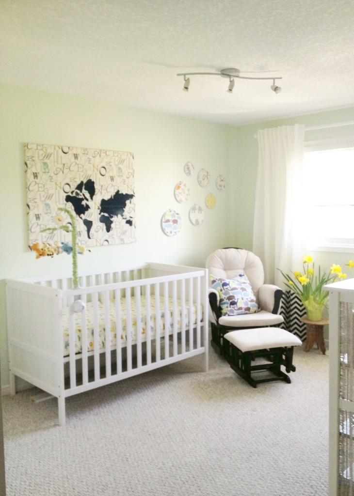 Nursery for my Preggers Pal